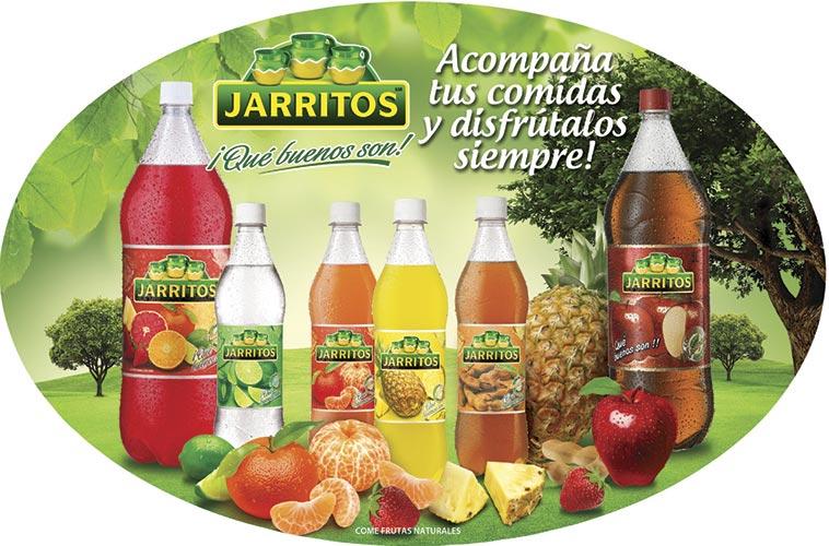 Jarritos 161 Que Buenos Son